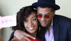 Eric Benet on Majic 1075/975